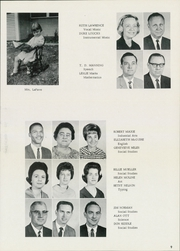 Page 11, 1967 Edition, Orville Wright Junior High School - Kittyhawk Yearbook (Tulsa, OK) online yearbook collection