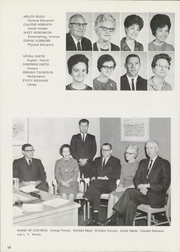 Page 12, 1967 Edition, Orville Wright Junior High School - Kittyhawk Yearbook (Tulsa, OK) online yearbook collection