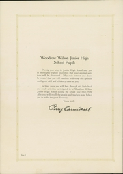 Page 10, 1928 Edition, Woodrow Wilson Middle School - Statesman Yearbook (Tulsa, OK) online yearbook collection