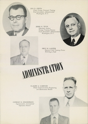 Page 15, 1949 Edition, Civil Aeronautics Training Center - Skyways Yearbook (Oklahoma City, OK) online yearbook collection