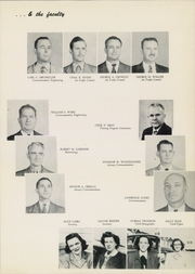 Page 17, 1949 Edition, Civil Aeronautics Training Center - Skyways Yearbook (Oklahoma City, OK) online yearbook collection