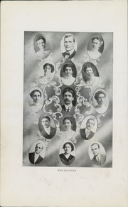 Page 10, 1914 Edition, Bacone College - Warrior Yearbook (Muskogee, OK) online yearbook collection