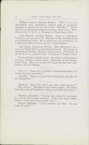 Page 8, 1914 Edition, Bacone College - Warrior Yearbook (Muskogee, OK) online yearbook collection