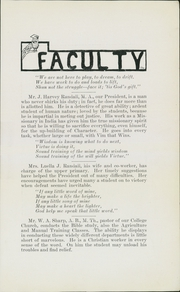 Page 9, 1914 Edition, Bacone College - Warrior Yearbook (Muskogee, OK) online yearbook collection
