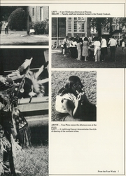 Page 11, 1982 Edition, Bacone College - Warrior Yearbook (Muskogee, OK) online yearbook collection