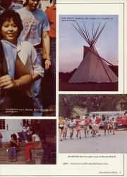 Page 13, 1982 Edition, Bacone College - Warrior Yearbook (Muskogee, OK) online yearbook collection