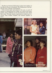Page 17, 1982 Edition, Bacone College - Warrior Yearbook (Muskogee, OK) online yearbook collection