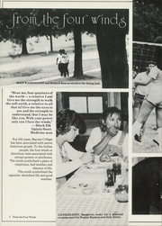 Page 6, 1982 Edition, Bacone College - Warrior Yearbook (Muskogee, OK) online yearbook collection