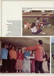 Page 8, 1982 Edition, Bacone College - Warrior Yearbook (Muskogee, OK) online yearbook collection