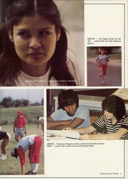 Page 9, 1982 Edition, Bacone College - Warrior Yearbook (Muskogee, OK) online yearbook collection