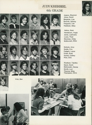Page 13, 1981 Edition, Clarence Gray Elementary School - Yearbook (Bixby, OK) online yearbook collection