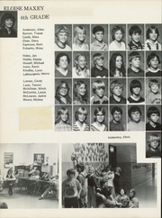 Page 14, 1981 Edition, Clarence Gray Elementary School - Yearbook (Bixby, OK) online yearbook collection