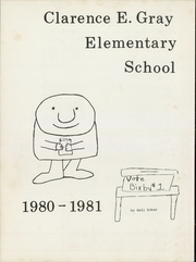 Page 6, 1981 Edition, Clarence Gray Elementary School - Yearbook (Bixby, OK) online yearbook collection
