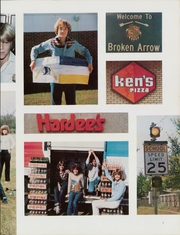 Page 11, 1982 Edition, Sequoyah Middle School - Smoke Signals Yearbook (Broken Arrow, OK) online yearbook collection