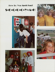 Page 14, 1982 Edition, Sequoyah Middle School - Smoke Signals Yearbook (Broken Arrow, OK) online yearbook collection
