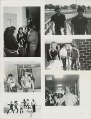 Page 9, 1982 Edition, Sequoyah Middle School - Smoke Signals Yearbook (Broken Arrow, OK) online yearbook collection