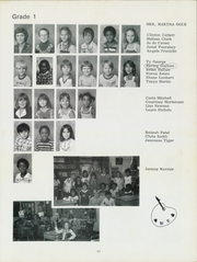 Page 15, 1982 Edition, Eufaula Elementary School - Yearbook (Eufaula, OK) online yearbook collection