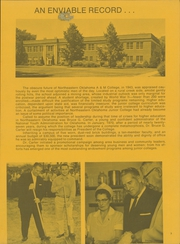 Page 7, 1970 Edition, Northeastern Oklahoma A and M College - Viking Yearbook (Miami, OK) online yearbook collection