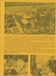Page 8, 1970 Edition, Northeastern Oklahoma A and M College - Viking Yearbook (Miami, OK) online yearbook collection