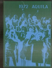 1972 Edition, Harding Junior High School - Aquila Yearbook (Oklahoma City, OK)