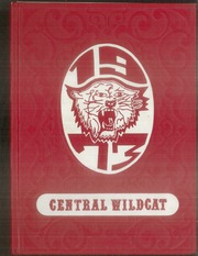 1973 Edition, Putnam City Central Junior High School - Wildcat Yearbook (Oklahoma City, OK)