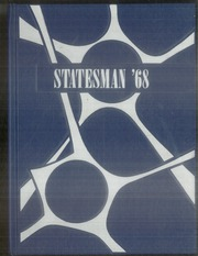 1968 Edition, Jefferson Junior High School - Statesman Yearbook (Oklahoma City, OK)