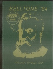 1984 Edition, Alexander Graham Bell Junior High School - Belltone Yearbook (Tulsa, OK)