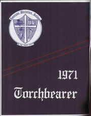 American Chrsitian College - Torchbearer Yearbook (Tulsa, OK) online yearbook collection, 1971 Edition, Page 1