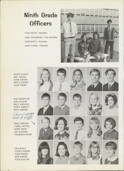 Page 10, 1970 Edition, Eli Whitney Junior High School - Inventor Yearbook (Tulsa, OK) online yearbook collection
