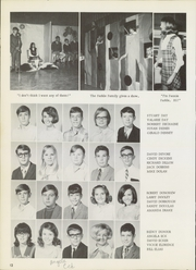 Page 14, 1970 Edition, Eli Whitney Junior High School - Inventor Yearbook (Tulsa, OK) online yearbook collection