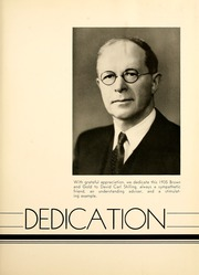Page 11, 1935 Edition, Western Michigan University - Brown and Gold Yearbook (Kalamazoo, MI) online yearbook collection