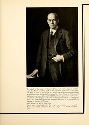 Page 17, 1935 Edition, Western Michigan University - Brown and Gold Yearbook (Kalamazoo, MI) online yearbook collection