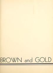 Page 9, 1935 Edition, Western Michigan University - Brown and Gold Yearbook (Kalamazoo, MI) online yearbook collection