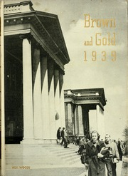 Page 1, 1939 Edition, Western Michigan University - Brown and Gold Yearbook (Kalamazoo, MI) online yearbook collection