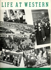 Page 11, 1939 Edition, Western Michigan University - Brown and Gold Yearbook (Kalamazoo, MI) online yearbook collection