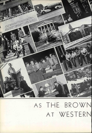 Page 10, 1941 Edition, Western Michigan University - Brown and Gold Yearbook (Kalamazoo, MI) online yearbook collection
