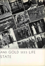 Page 11, 1941 Edition, Western Michigan University - Brown and Gold Yearbook (Kalamazoo, MI) online yearbook collection