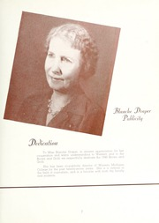 Page 11, 1946 Edition, Western Michigan University - Brown and Gold Yearbook (Kalamazoo, MI) online yearbook collection