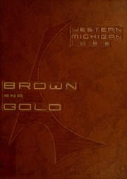 1952 Edition, Western Michigan University - Brown and Gold Yearbook (Kalamazoo, MI)