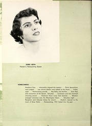 Page 16, 1952 Edition, Western Michigan University - Brown and Gold Yearbook (Kalamazoo, MI) online yearbook collection