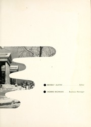 Page 7, 1952 Edition, Western Michigan University - Brown and Gold Yearbook (Kalamazoo, MI) online yearbook collection