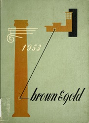Western Michigan University - Brown and Gold Yearbook (Kalamazoo, MI) online yearbook collection, 1953 Edition, Page 1