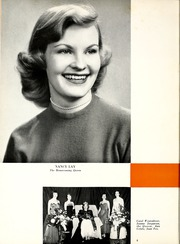 Page 12, 1953 Edition, Western Michigan University - Brown and Gold Yearbook (Kalamazoo, MI) online yearbook collection