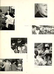 Page 7, 1953 Edition, Western Michigan University - Brown and Gold Yearbook (Kalamazoo, MI) online yearbook collection