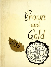 1956 Edition, Western Michigan University - Brown and Gold Yearbook (Kalamazoo, MI)
