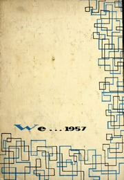 Western Michigan University - Brown and Gold Yearbook (Kalamazoo, MI) online yearbook collection, 1957 Edition, Page 1