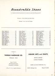Page 313, 1957 Edition, Western Michigan University - Brown and Gold Yearbook (Kalamazoo, MI) online yearbook collection