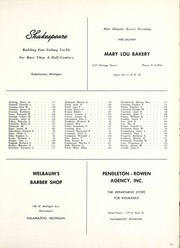 Page 315, 1957 Edition, Western Michigan University - Brown and Gold Yearbook (Kalamazoo, MI) online yearbook collection