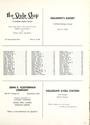 Page 317, 1957 Edition, Western Michigan University - Brown and Gold Yearbook (Kalamazoo, MI) online yearbook collection