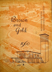 Western Michigan University - Brown and Gold Yearbook (Kalamazoo, MI) online yearbook collection, 1960 Edition, Page 1